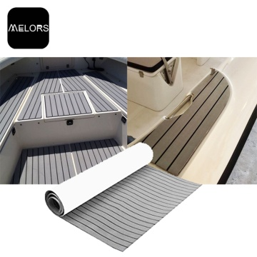 Melors Non Slip Boat Deck Material Synthetic Decking