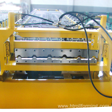 Hot product roof tile metal deck roll forming machine