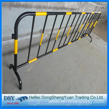Low Carbon Steel Durable Movable Fence