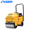 Hydraulic Soil Compactor Double Drum Vibration Roller