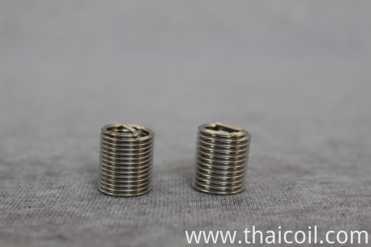 M8 Wire Threaded Inserts