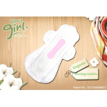 Female Organic Menstrual Pads Disposable
