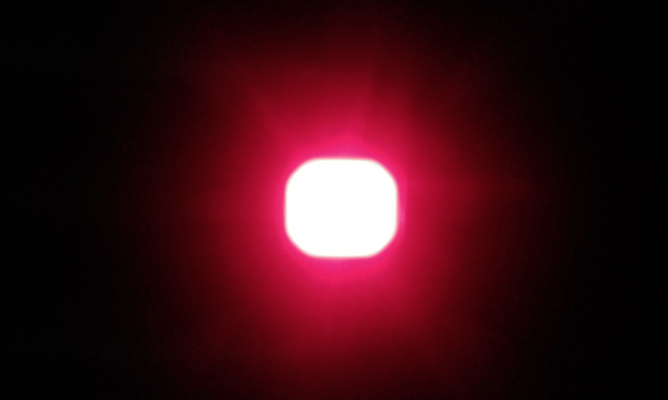 730nm red led