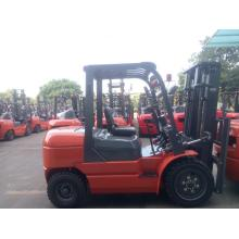 Fixed Competitive Price for T-Series Diesel Forklift 3.5 Ton Benefits Diesel Counterbalanced Forklift export to Serbia Wholesale