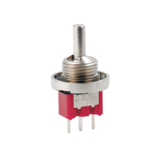 Leading for On Off Toggle Switches ROHS Electrical Metal Toggle Switch supply to Russian Federation Factories