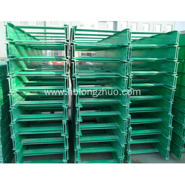 Fireproof FRP Cable Tray With Cover
