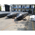 Inflatable Rubber Bag Floating Pontoon for Marine Salvage