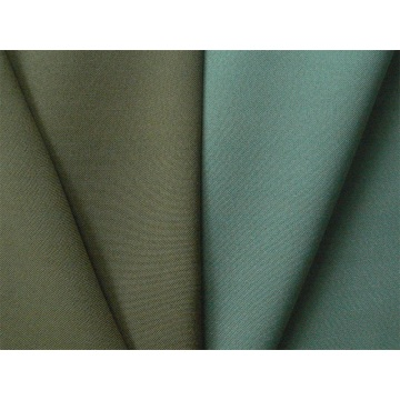 CVC Plain Dyed Mercerized Poplin Fabric for Shirt
