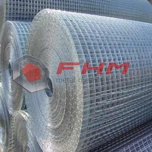 Galvanized After Welding Welded Wire Cloth