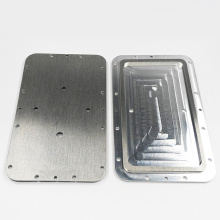 Stainless Steel Parts CNC Services