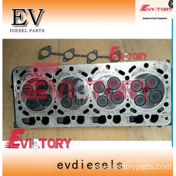 V3300T cylinder head block crankshaft connecting rod