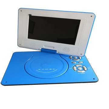 Mini Portable DVD Player with TV FM Game