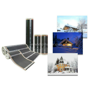 Custommade snow melting heat mat with CE