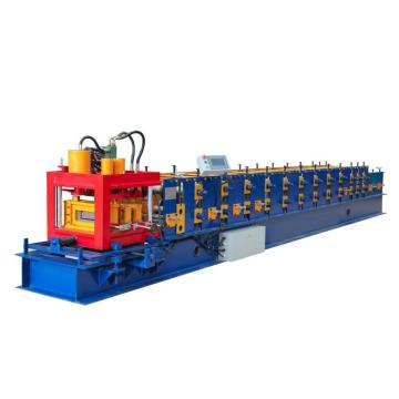 Metal CZ purlin making machine