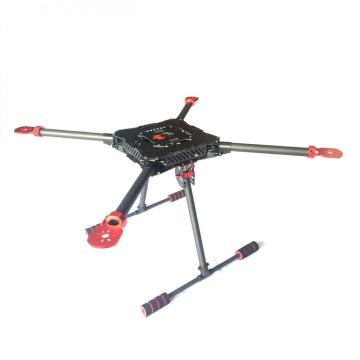 700mm чорчӯбаи QuadCopter чуқури