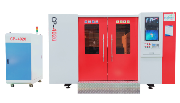 Fully Enclosed Fiber Laser