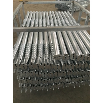 Flanged Ground Screw pile