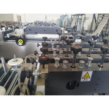 3 or 4 side seal bag machine