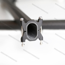 Ebay aluminum clamp for drone FPV arm black