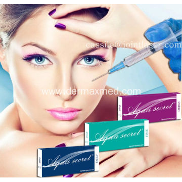 High Permance for Anti-Wrinkle Filler Injectable Cross Linked Hyaluronic Acid Dermal Filler supply to India Factory