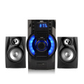 2.1 mini bluetooth woofer speaker system