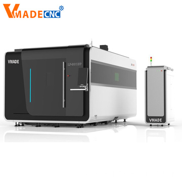 Kitchen Ware Fiber Laser Cutting Metal Machine