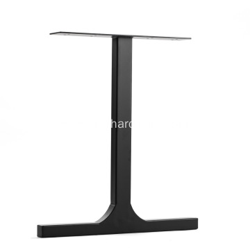 Industrial Vintage L Shaped Table Legs