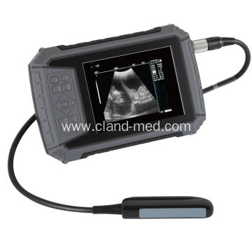 Waterproof Portable Scanner Veterinary Ultrasound Machine Price