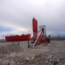 Supply for Dry Mixed Concrete Batch Plant 180 Commercial  Concrete Mixing Plant export to Christmas Island Factory