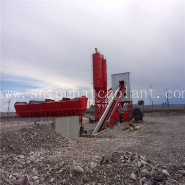 China Exporter for 180 Concrete Mix Batch Plant 180 Commercial  Concrete Mixing Plants Sale supply to Malta Factory