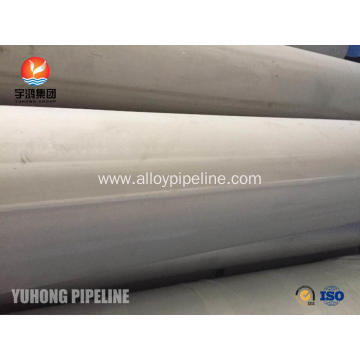 ASME SA928 CLASS 1 UNS S31803 Duplex Steel Welded Pipe