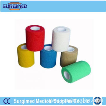 Colorful Elastic Self Adhesive Horse Bandage