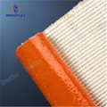 Silicone hose radiator fire guard sleeve