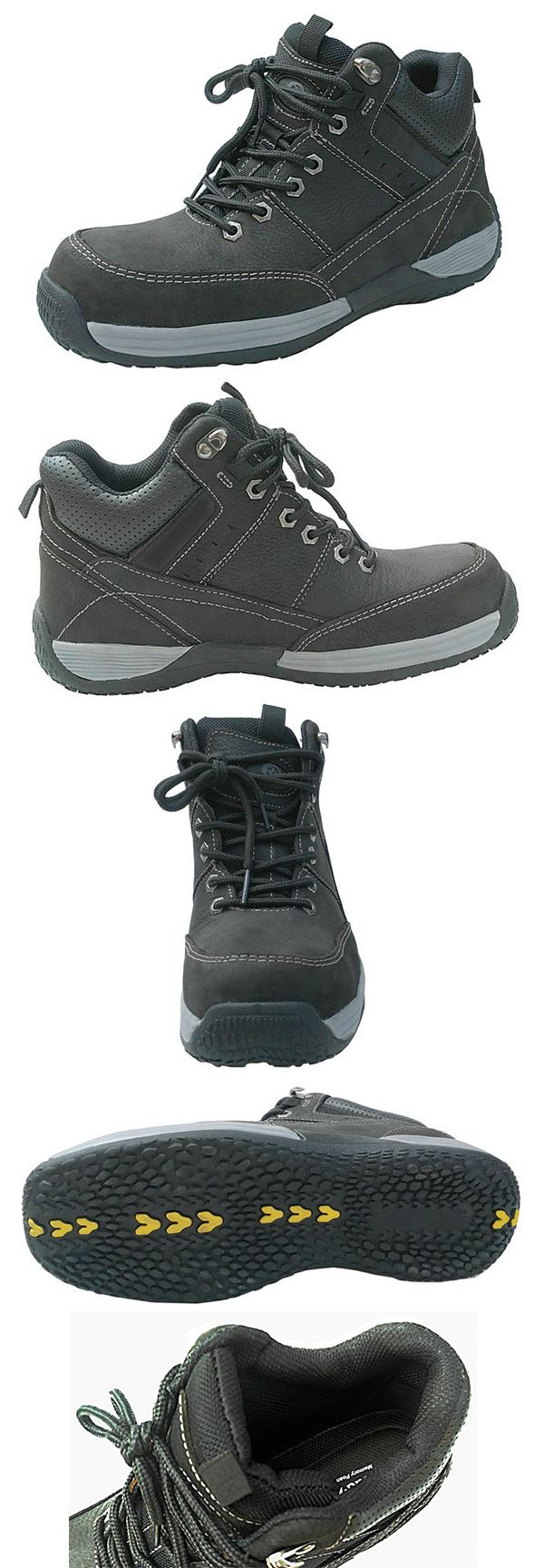 Mode outsole safety shoes SS8J169-X