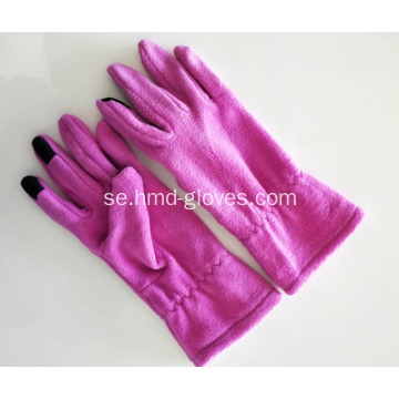 Touch Screen Fleece Warm Handskar