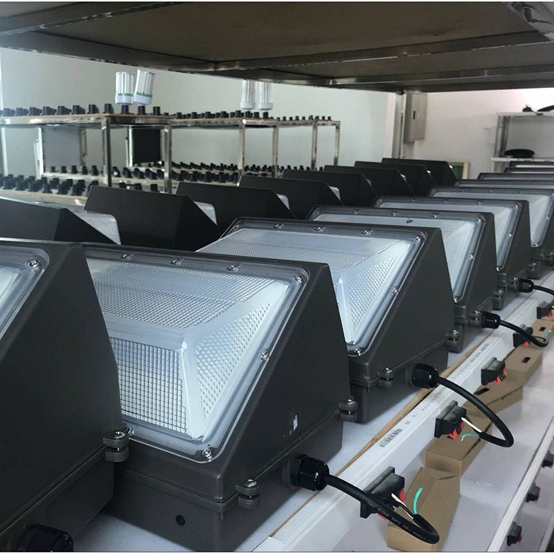 60W LED Wall Pack