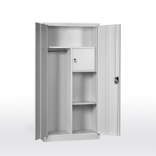 factory customized for Gym Lockers Grey Changing Locker Metal Wardrobe supply to Philippines Wholesale