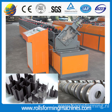 ZT Door Frame forming machine Roll Forming Machine