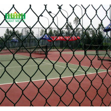 Galvanized /PVC Coated chain link fence