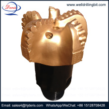 Manufacturing Companies for for 8 Blades Matrix Body PDC Bit diamond cutter pdc non-core drill bits supply to Benin Factory