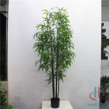 PE Artificial Bamboo Tree