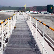 Steel Bar Grid Walkway