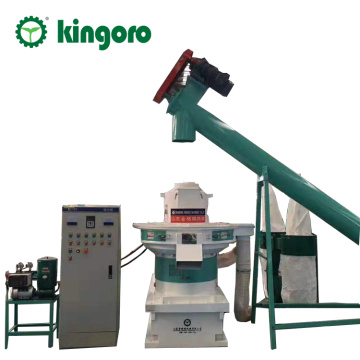 132 kw 2t/h Stable Performance Wood Pellet Mill