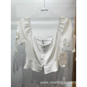 Ladies Polyester Top for Sale