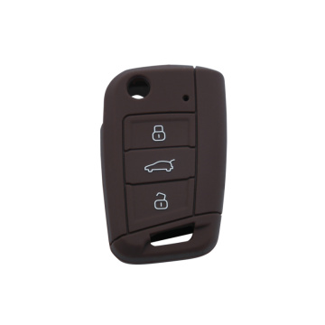 Volkswagen golf 7 silicone key covers