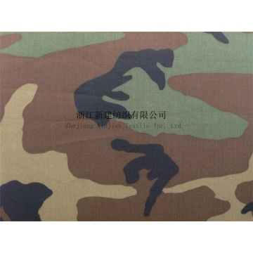 Anti-infrared CVC Camouflage Fabric for Middle East