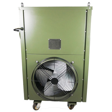 Military Medical Tent Environmental control HVAC