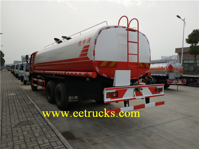Washing Fluid Tank Truck