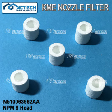 Supply for China SMT Nozzle Filter,Filter Nozzle,SMT Single Nozzle Filter Manufacturer 8 Head Panasonic NPM filter supply to Lithuania Manufacturer