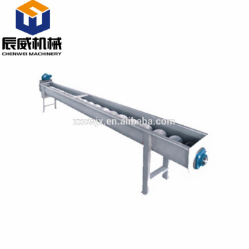 Customized high quality stainless steel screw conveyor